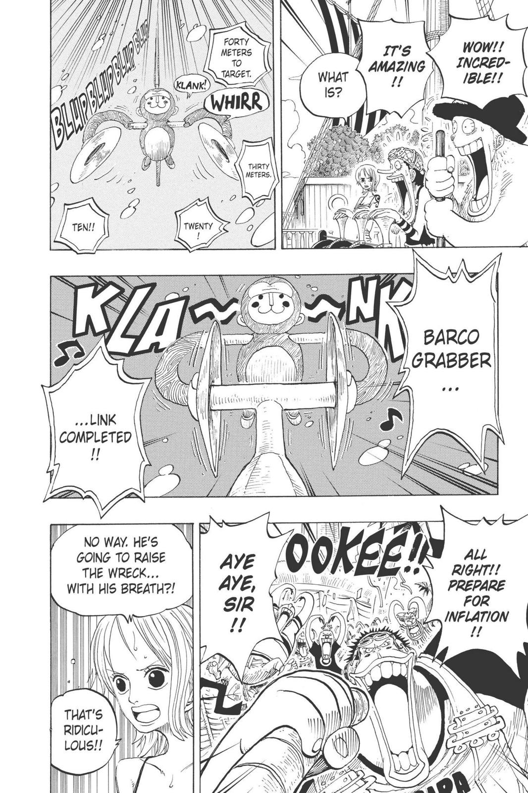 One Piece, Chapter 220 image 010