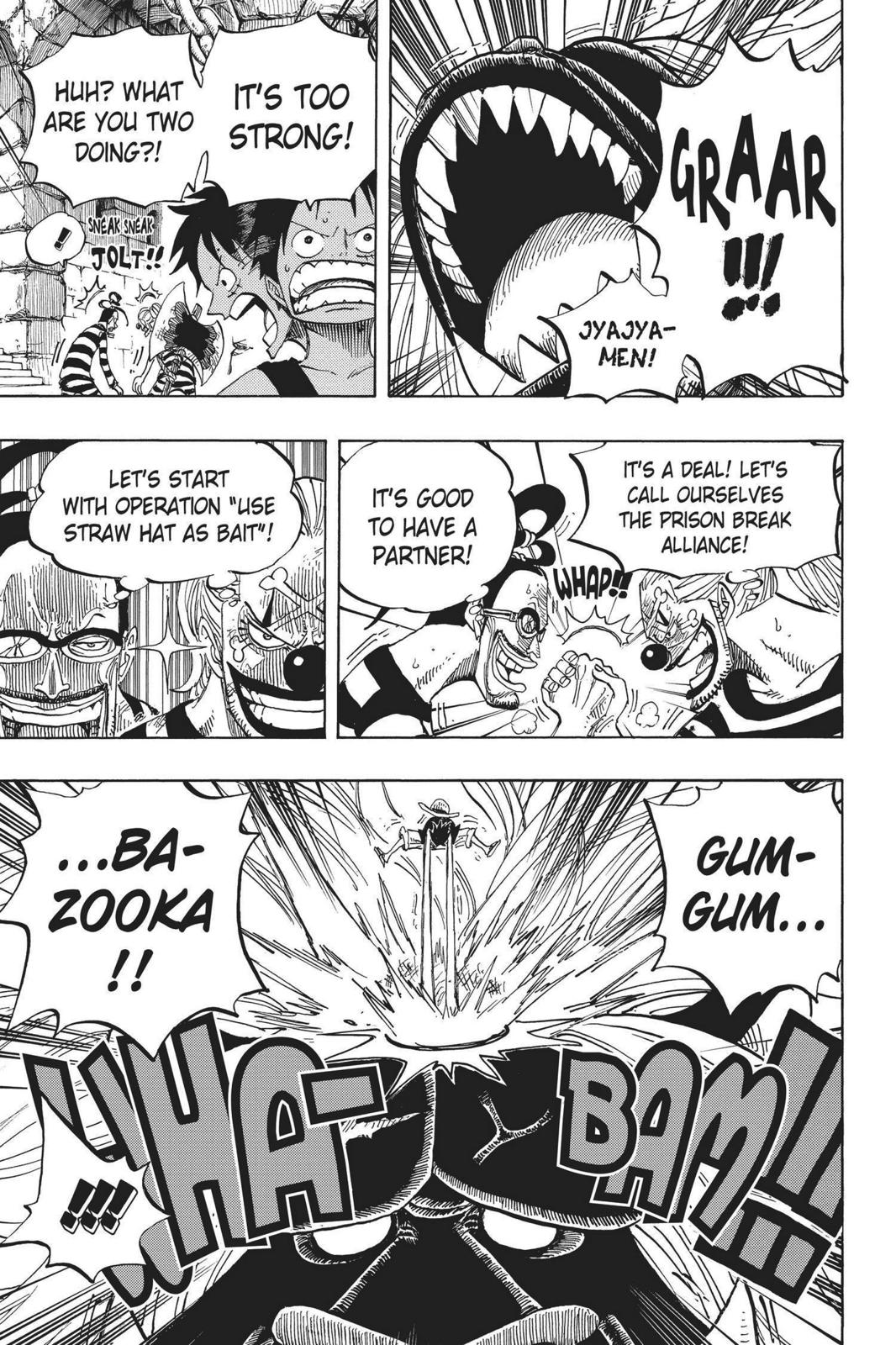 One Piece, Chapter 529 image 013