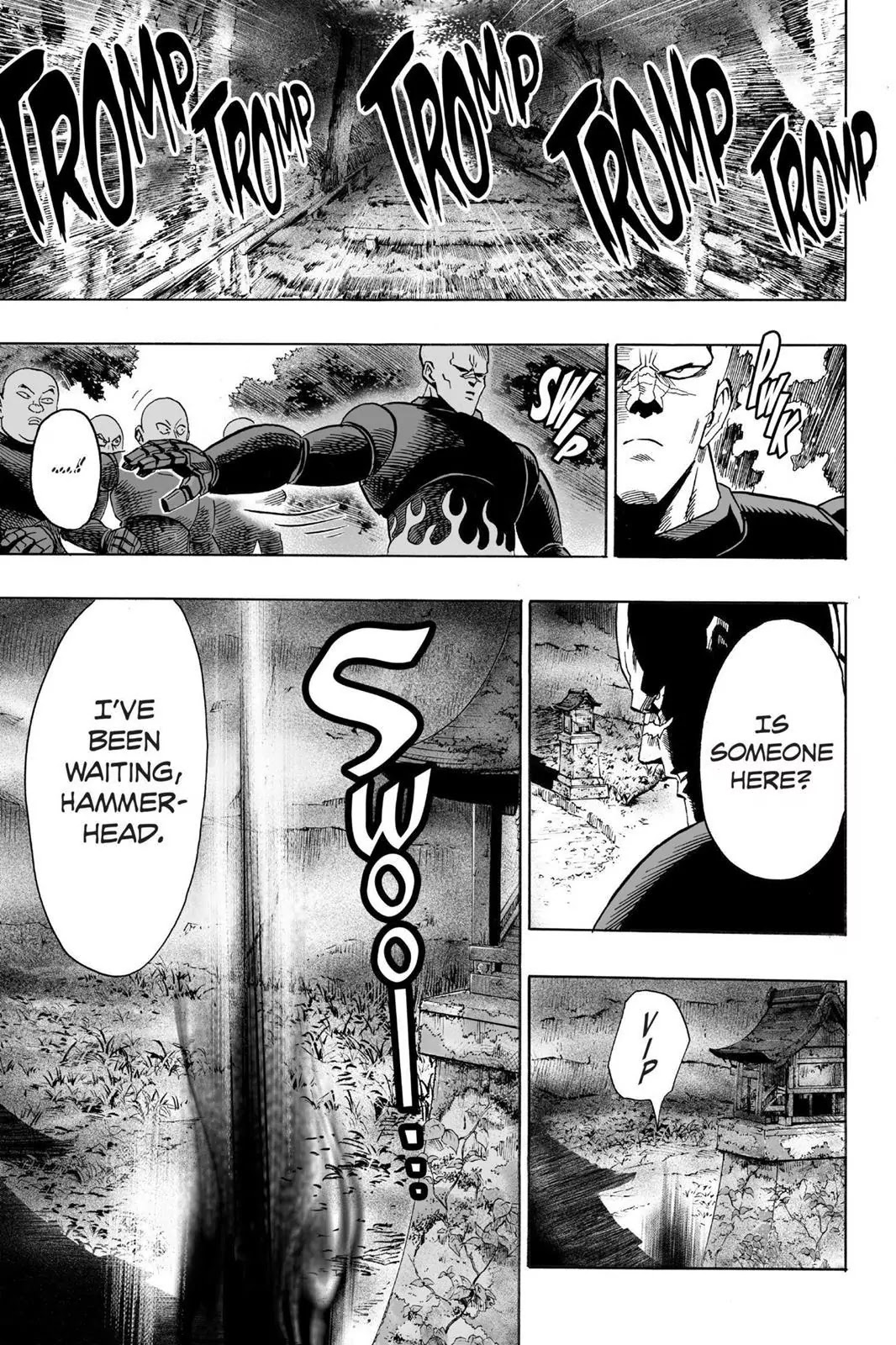One Punch Man, Chapter Onepunch-Man 12 image 025