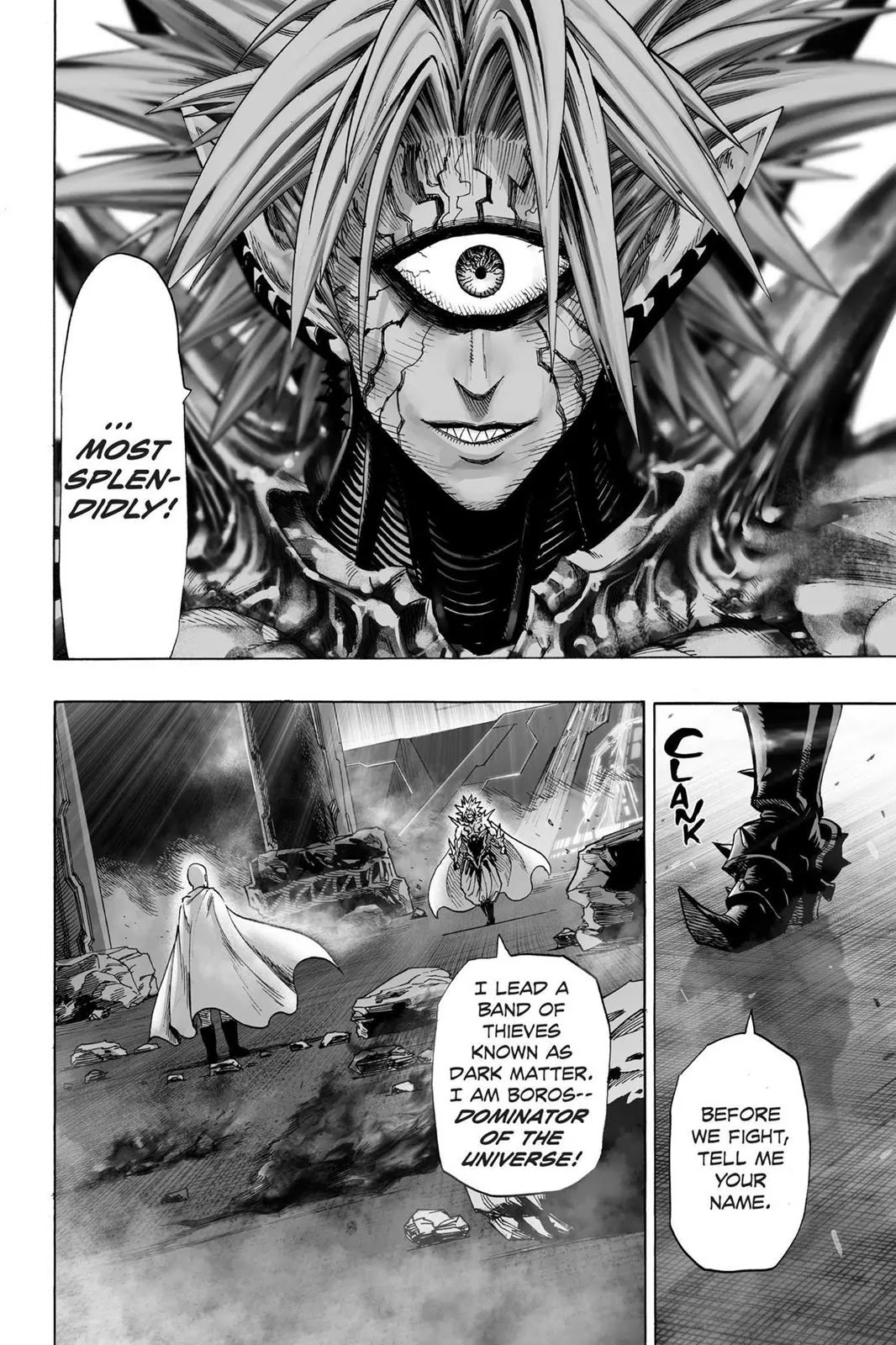 One Punch Man, Chapter Onepunch-Man 34 image 008