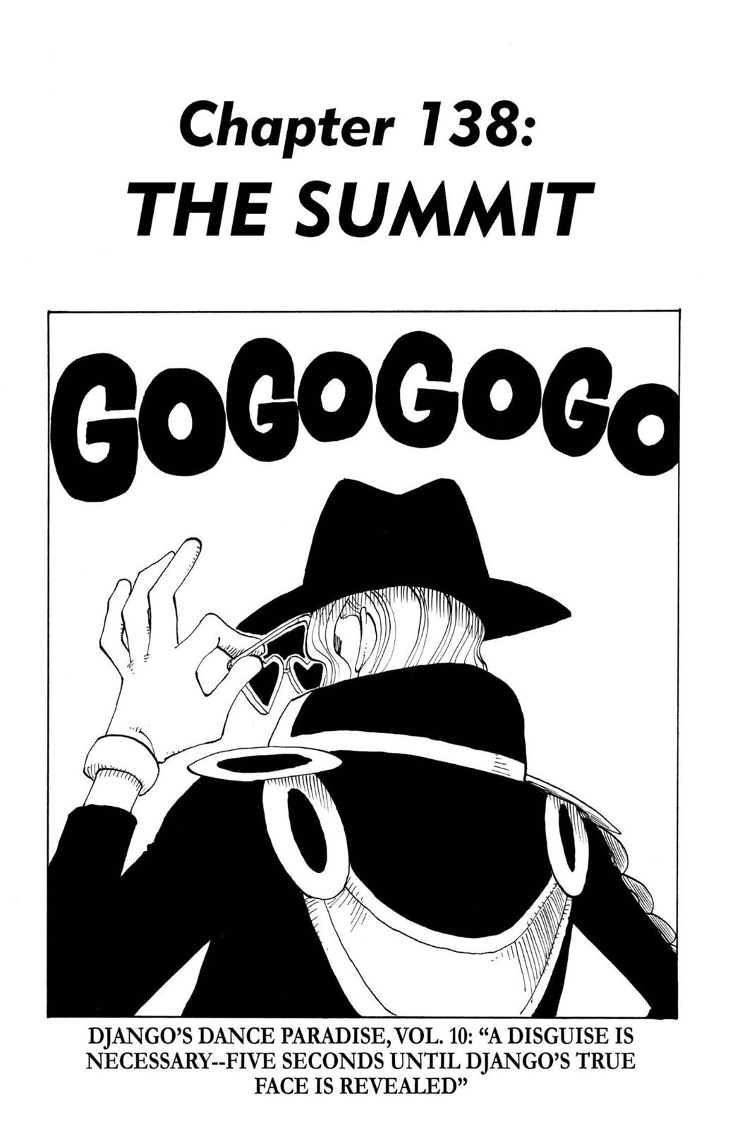 One Piece, Chapter 138 image 001