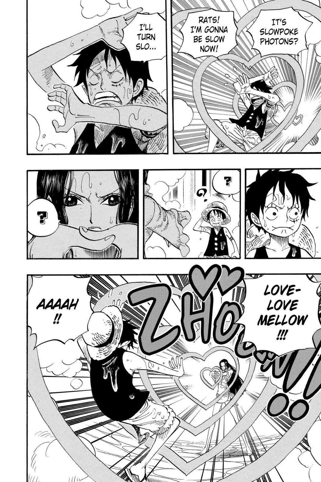 One Piece, Chapter 518 image 004