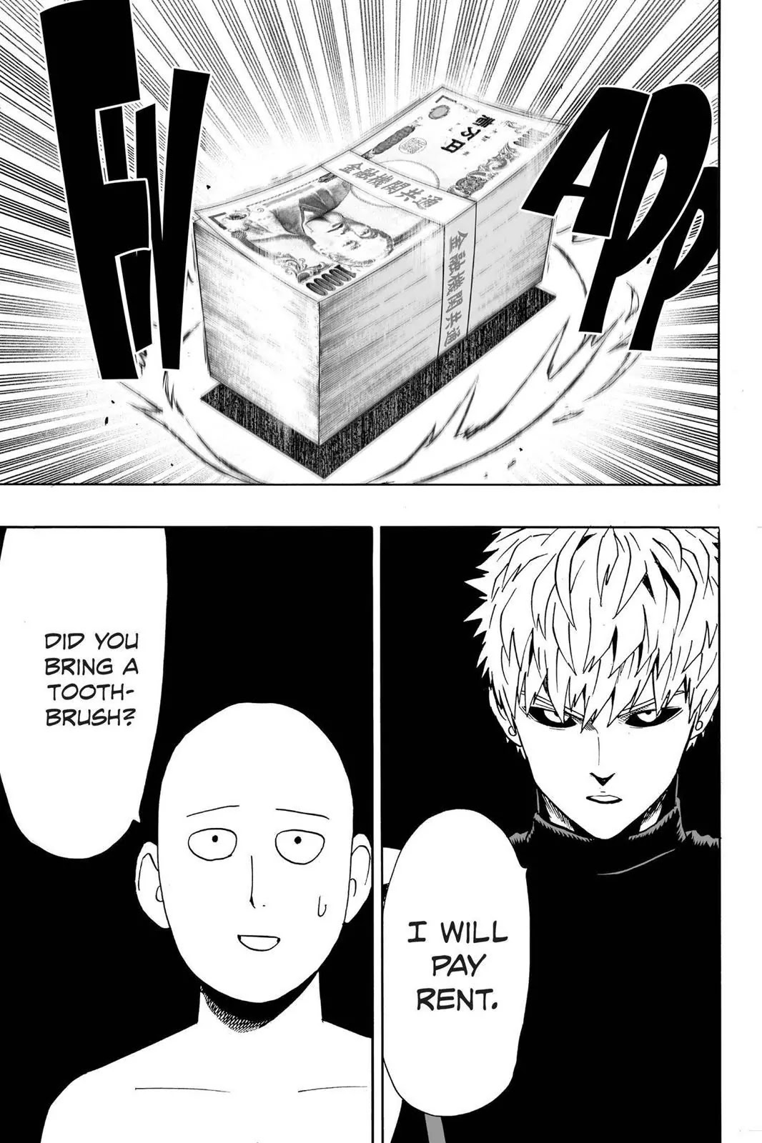 One Punch Man, Chapter Onepunch-Man 18 image 005