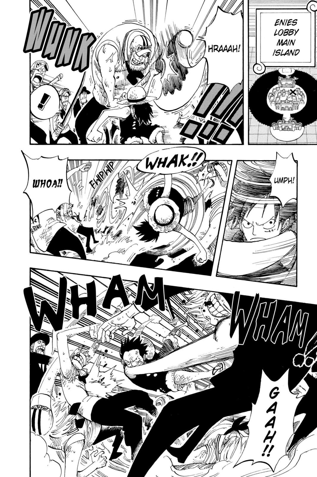 One Piece, Chapter 381 image 010