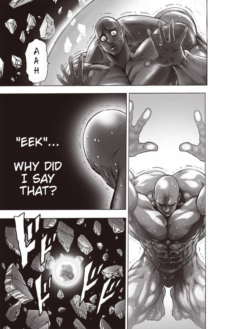 One Punch Man, Chapter 129 image 026