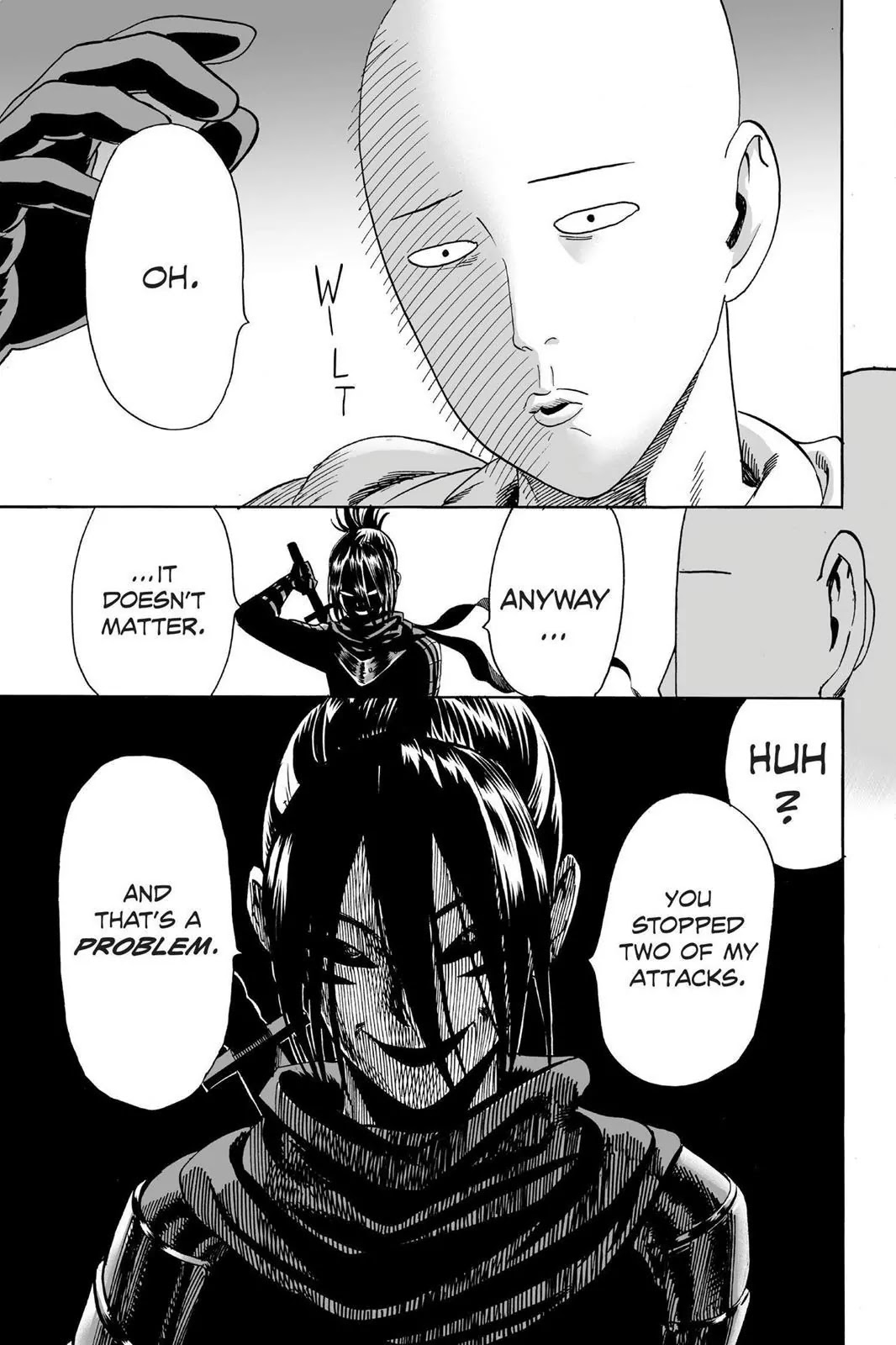 One Punch Man, Chapter Onepunch-Man 14 image 019