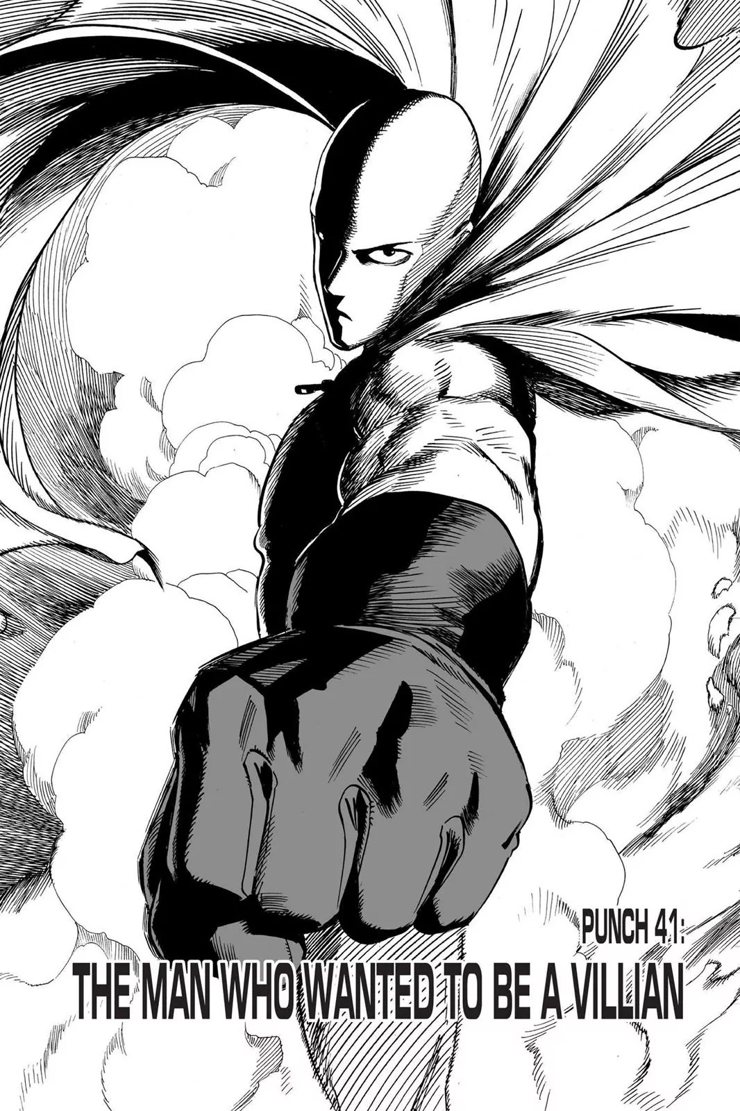 One Punch Man, Chapter Onepunch-Man 41 image 008