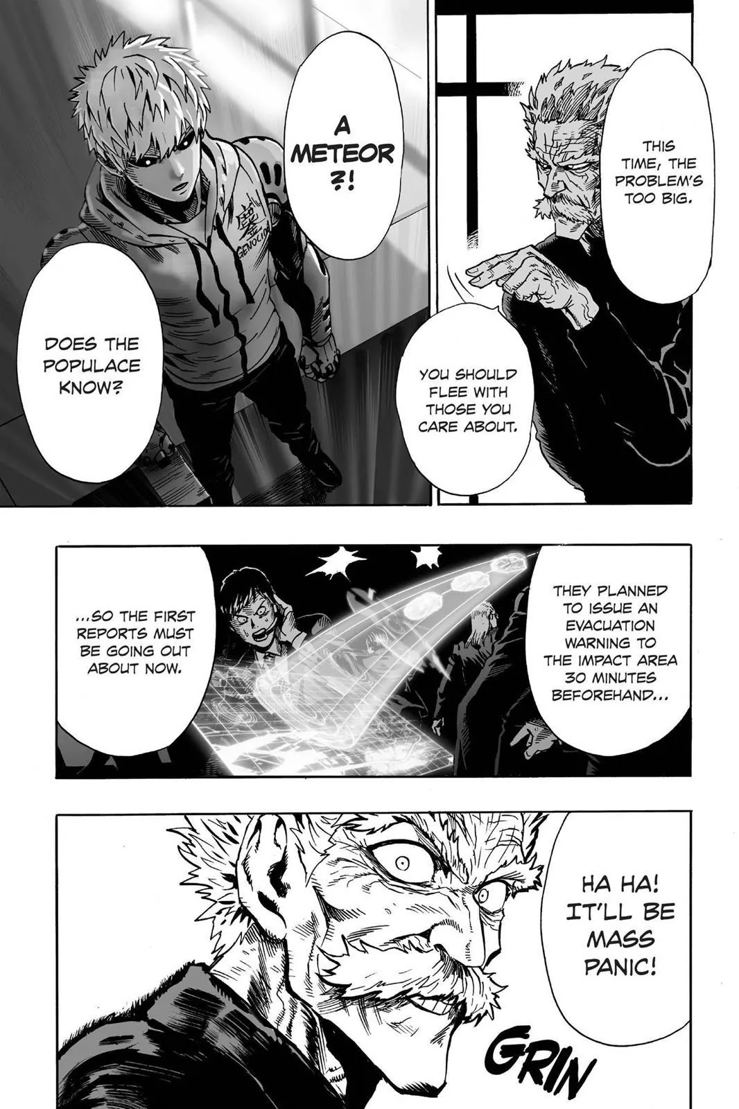 One Punch Man, Chapter Onepunch-Man 21 image 020