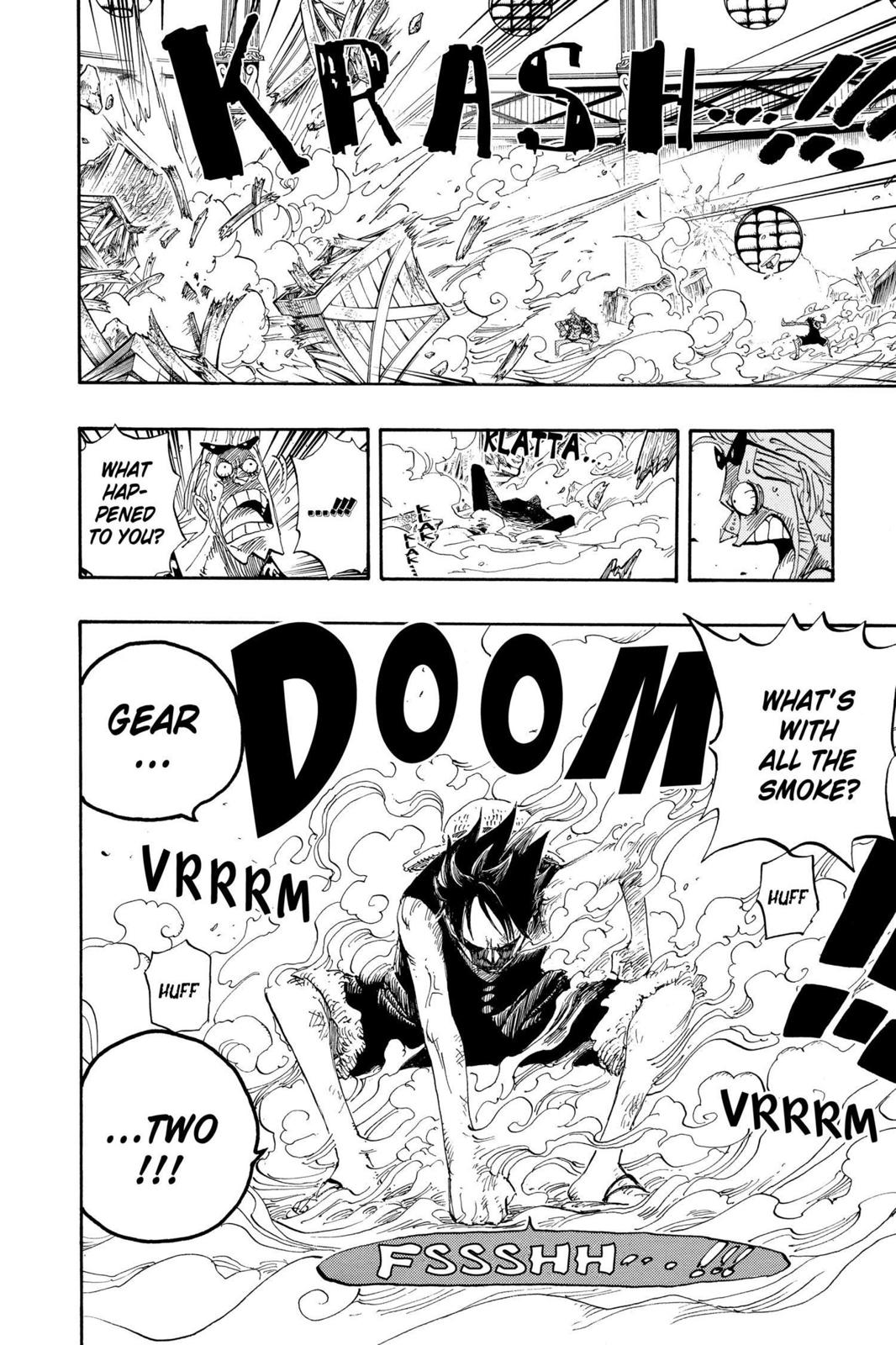 One Piece, Chapter 418 image 014