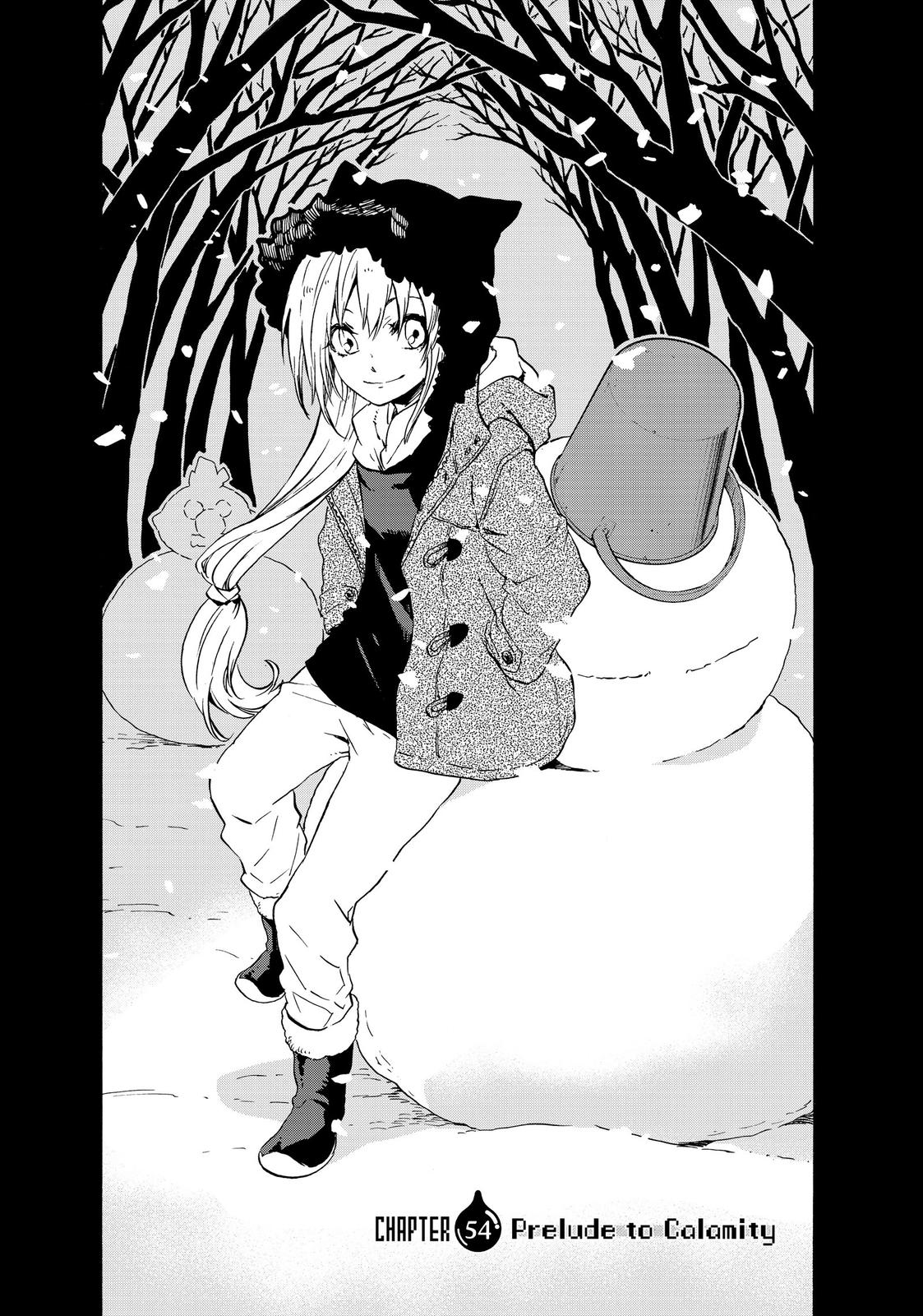 That Time I Got Reincarnated As A Slime, Chapter 54 image 002