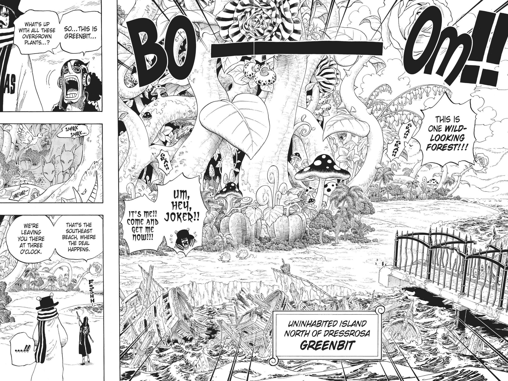 One Piece, Chapter 710 image 012