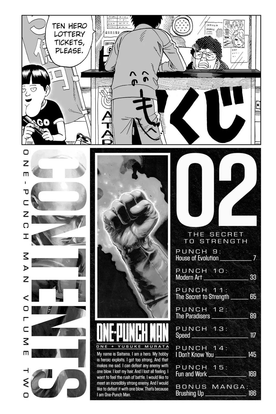 One Punch Man, Chapter Onepunch-Man 9 image 007