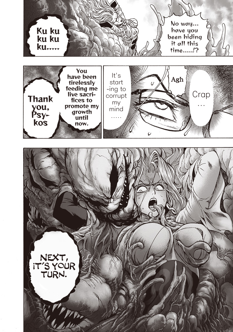 One Punch Man, Chapter 128 image 009
