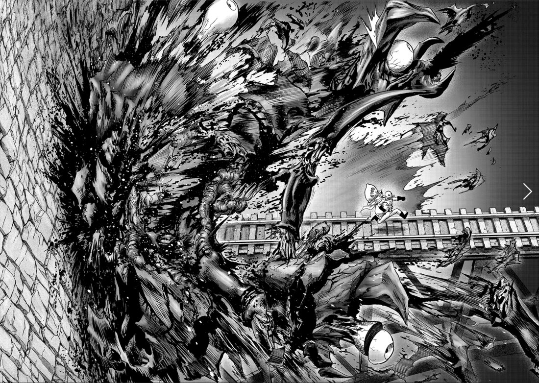 One Punch Man, Chapter 126 image 013