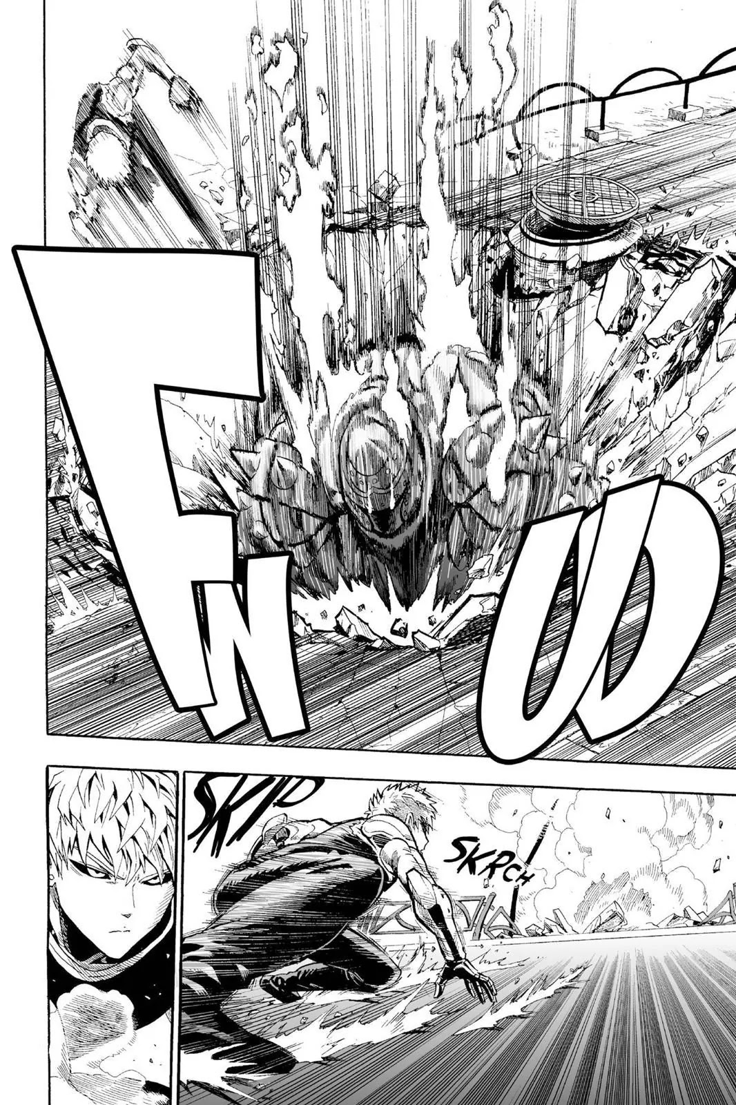 One Punch Man, Chapter Onepunch-Man 8 image 008