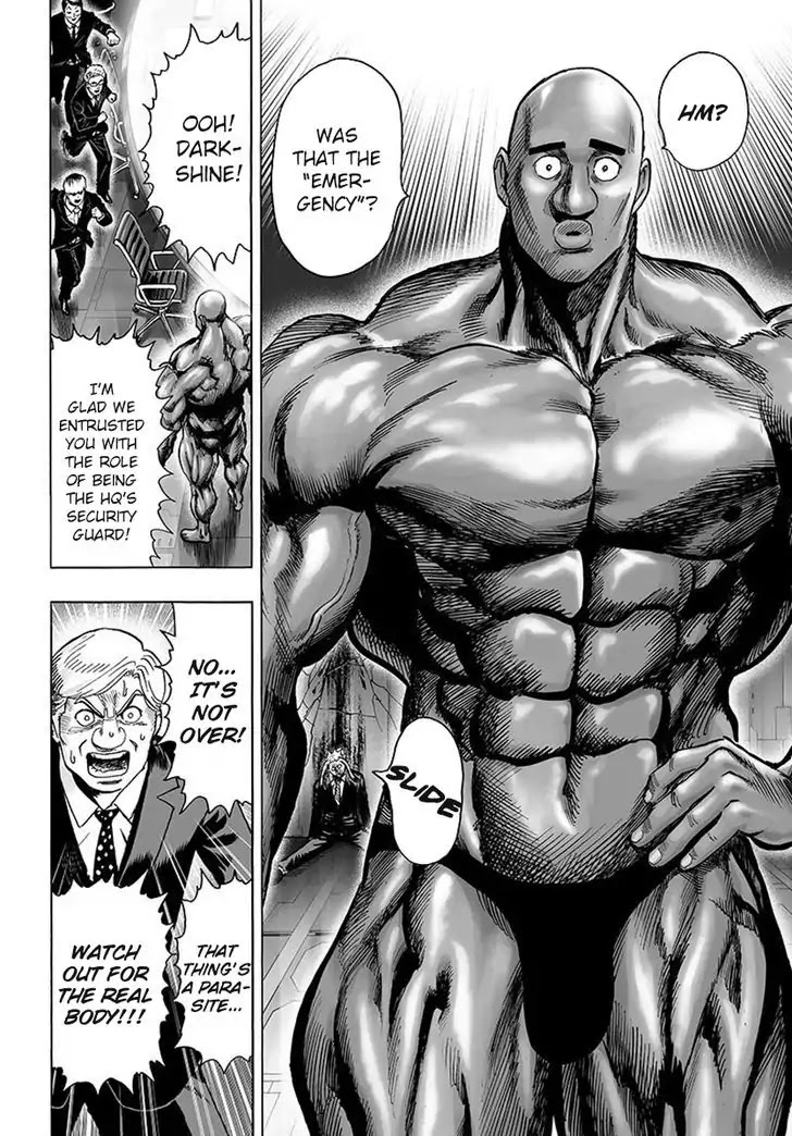 One Punch Man, Chapter Onepunch-Man 79 image 020