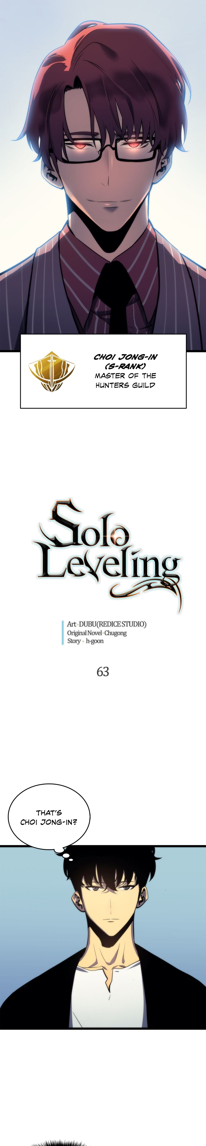 Solo Leveling, Chapter 63 image 002
