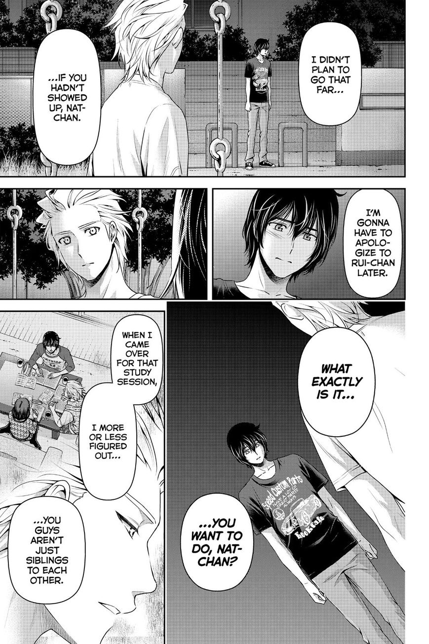 Domestic Girlfriend, Chapter 107 The Time To Choose image 003