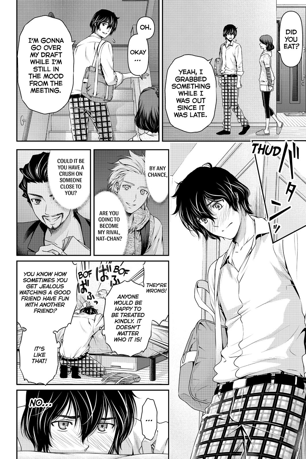 Domestic Na Kanojo, Chapter 84 image 004