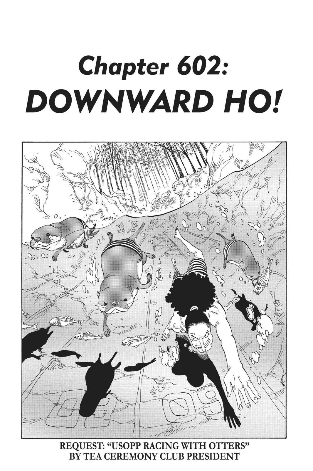 One Piece, Chapter 602 image 001