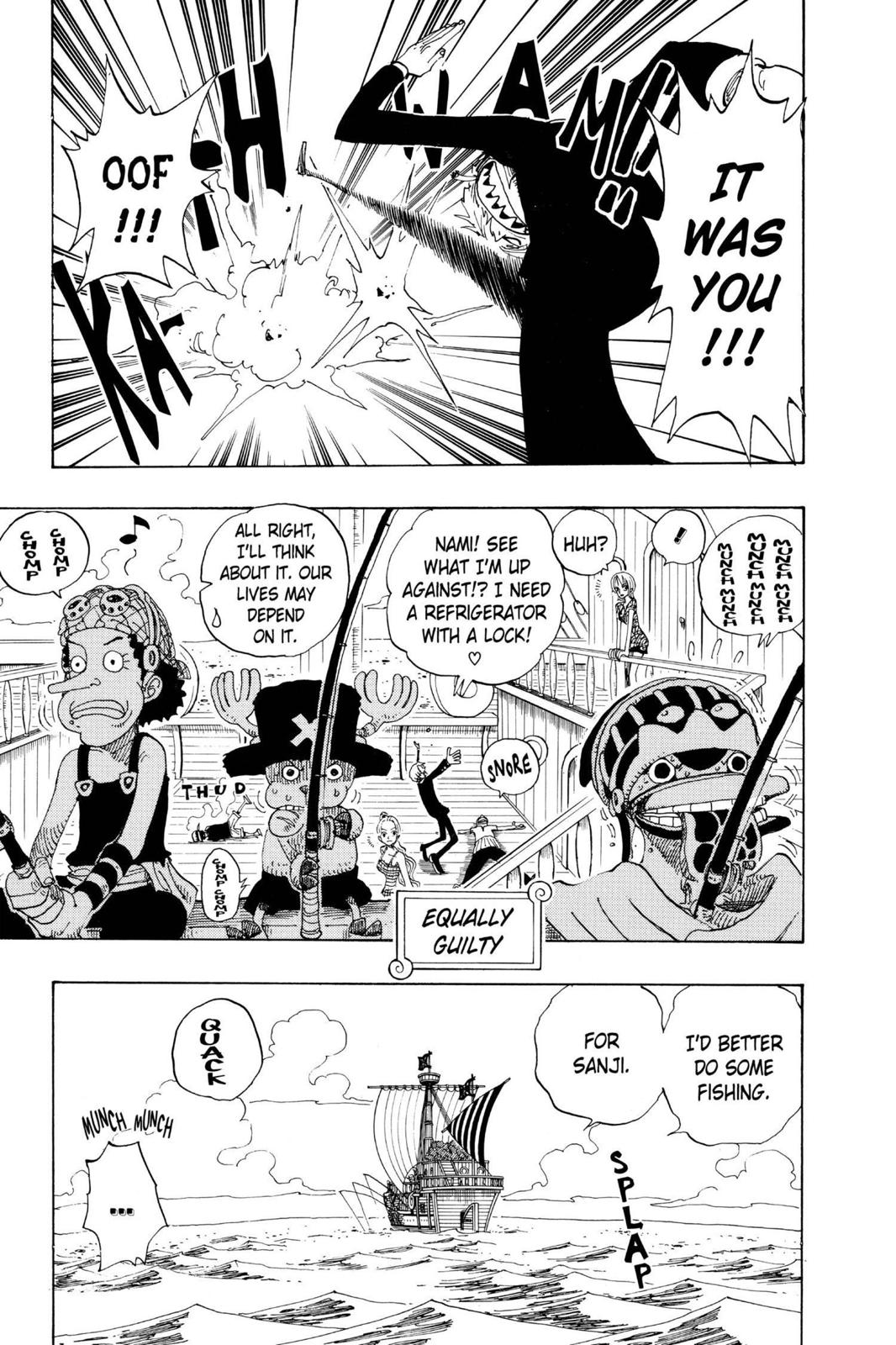 One Piece, Chapter 155 image 012