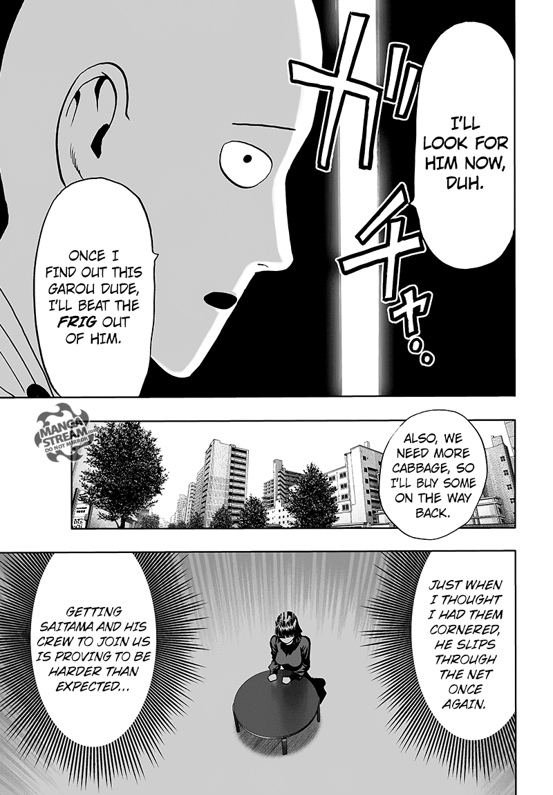 One Punch Man, Chapter Onepunch-Man 85 image 042