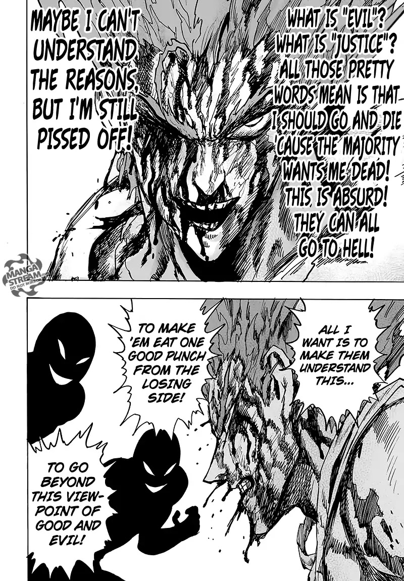 One Punch Man, Chapter Onepunch-Man 84 image 035