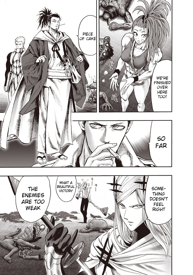 One Punch Man, Chapter Onepunch-Man 94 image 089
