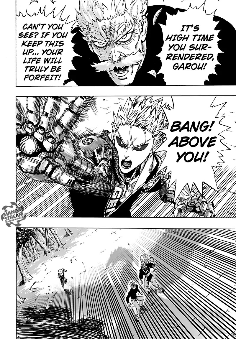 One Punch Man, Chapter Onepunch-Man 84 image 042