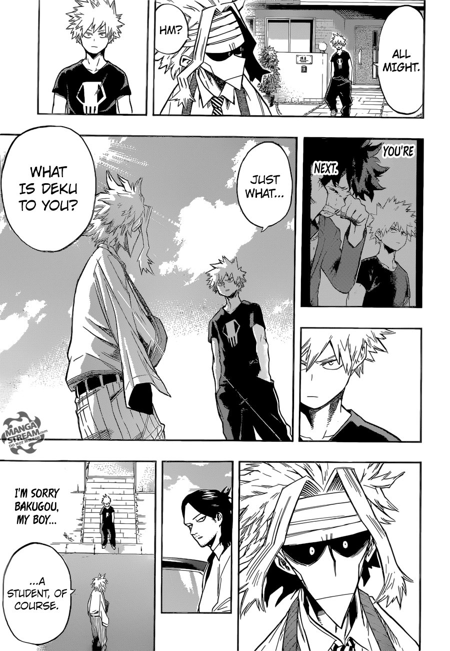 My Hero Academia, Chapter 96 image 012