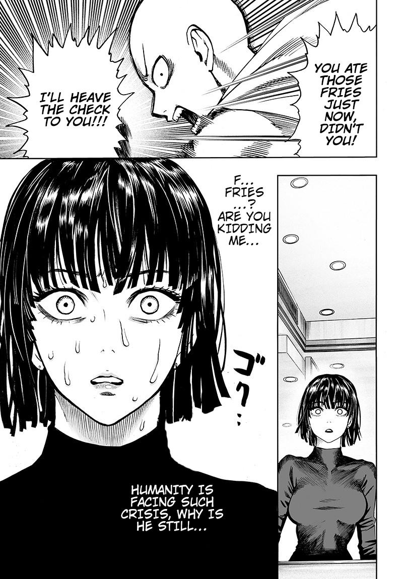 One Punch Man, Chapter Onepunch-Man 87 image 021