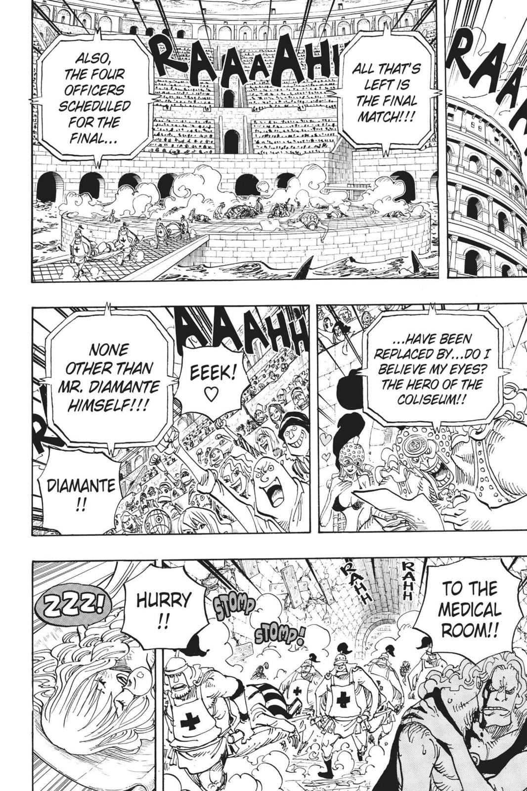 One Piece, Chapter 735 image 002