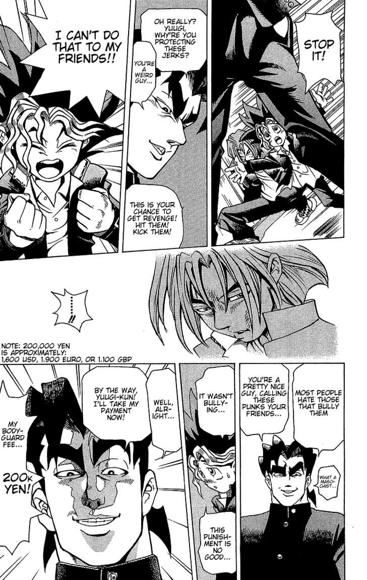 Yu Gi Oh, Chapter Vol.01 Ch.001 - The God Puzzle image 027
