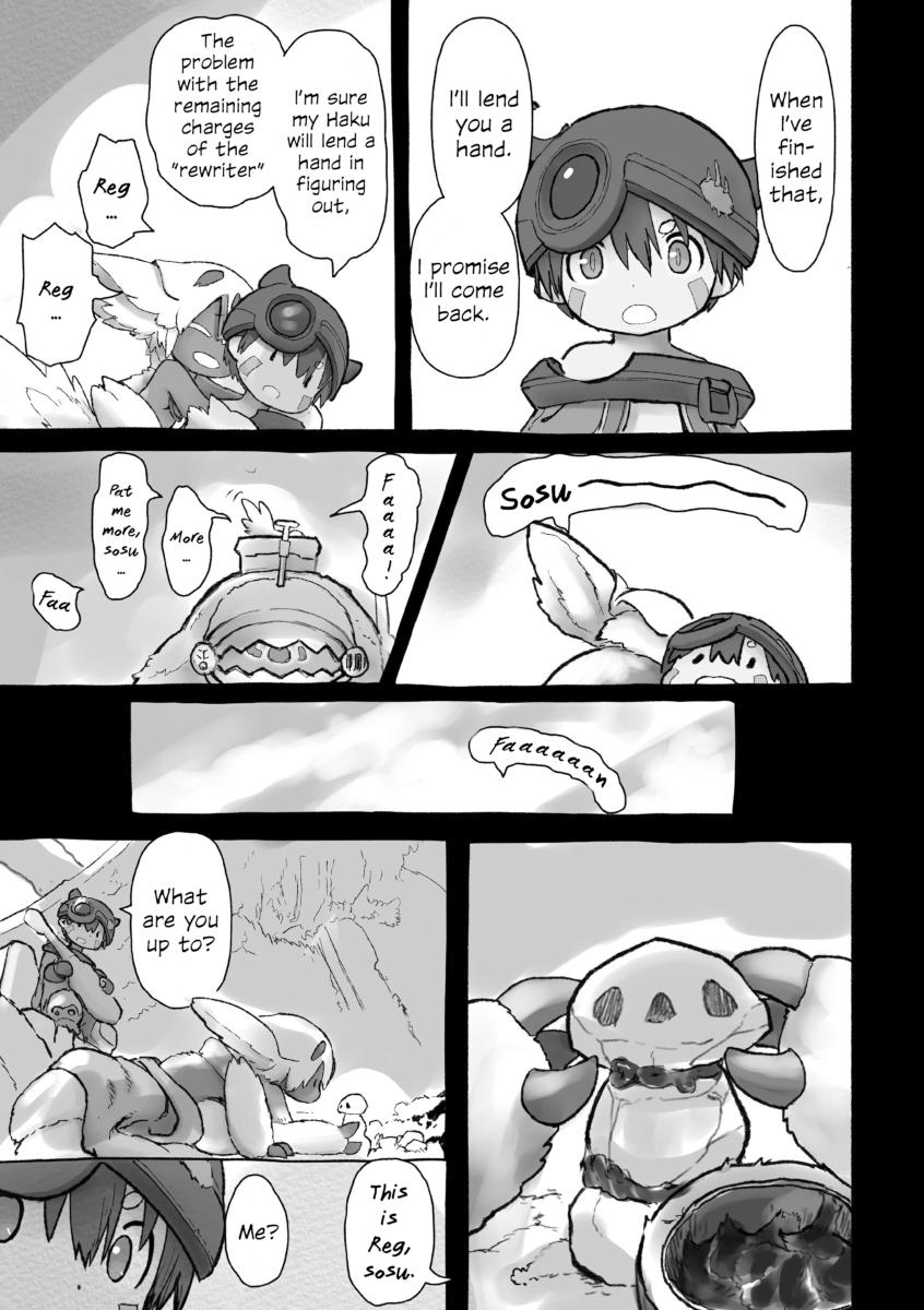 Made In Abyss, Chapter Hello,Abyss 55 image 038