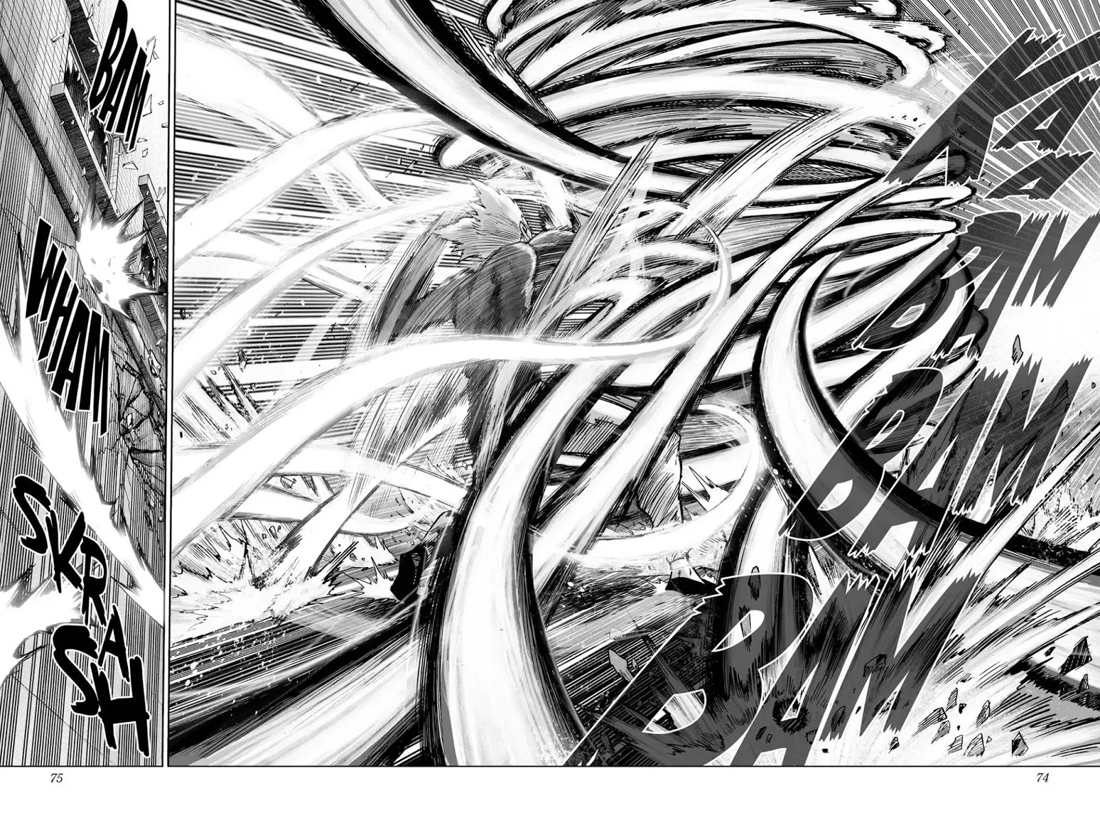 One Punch Man, Chapter Onepunch-Man 58 image 037