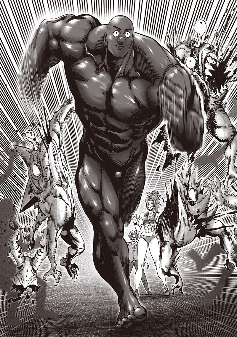One Punch Man, Chapter Onepunch-Man 94 image 130