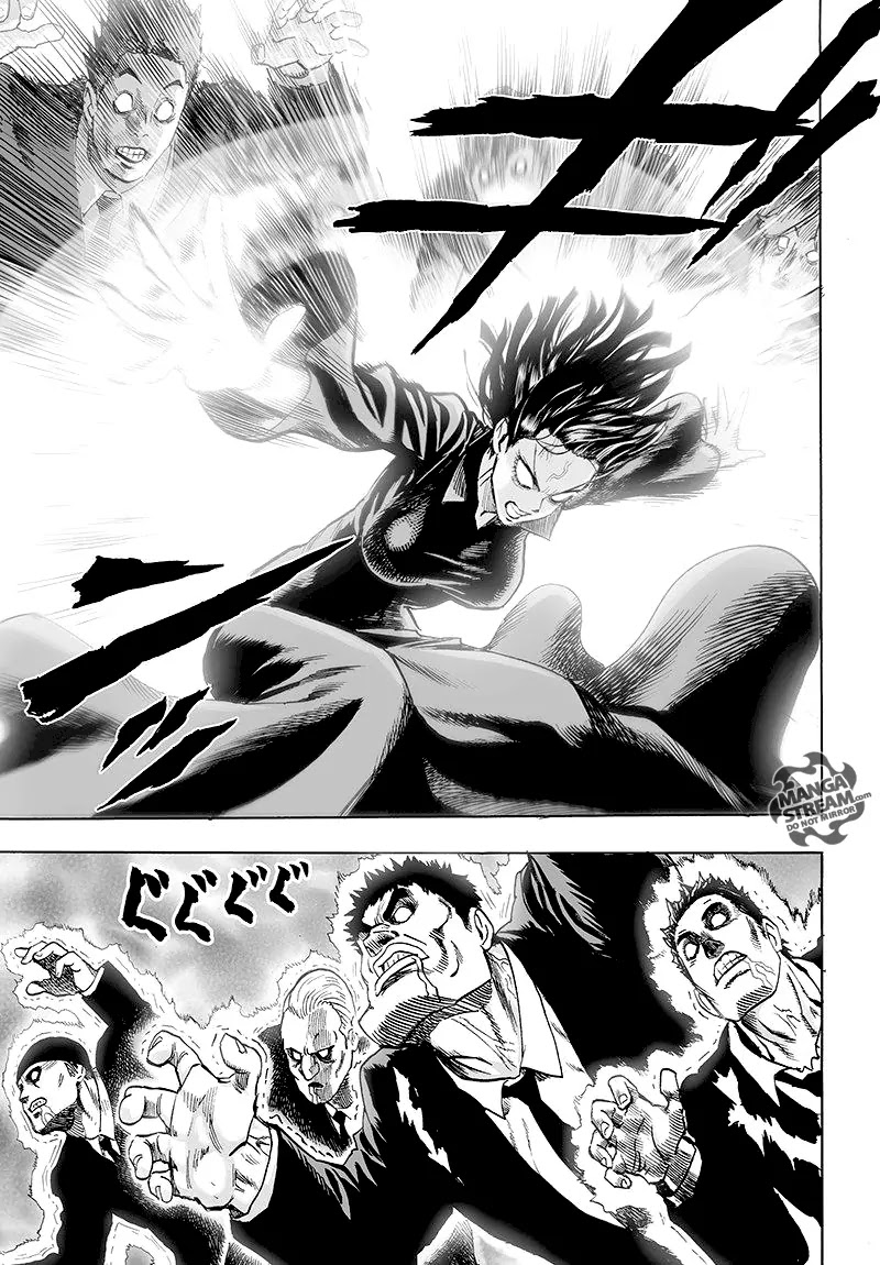 One Punch Man, Chapter Onepunch-Man 64.2 image 019