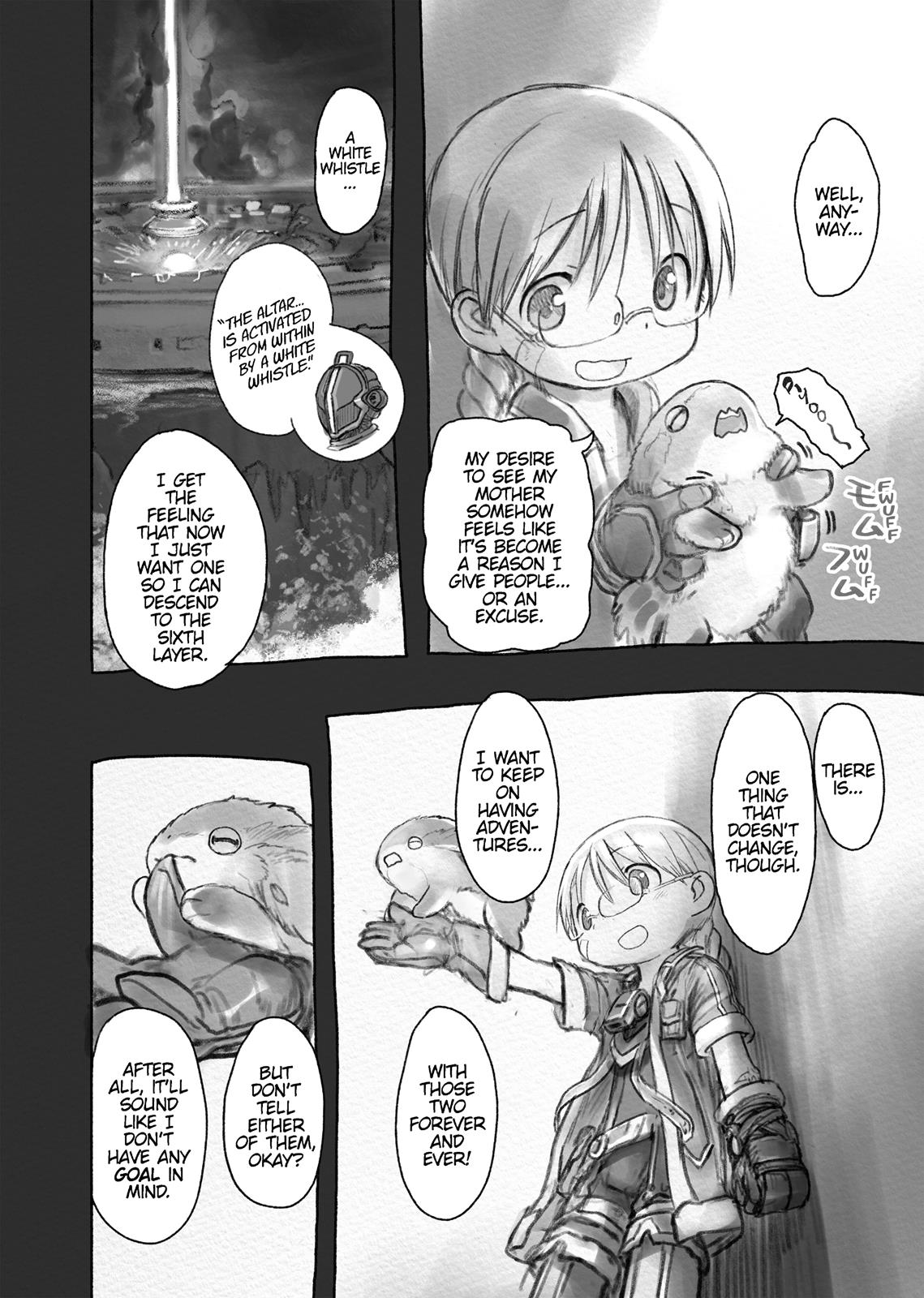 Made In Abyss, Chapter Hello,Abyss 33 image 010