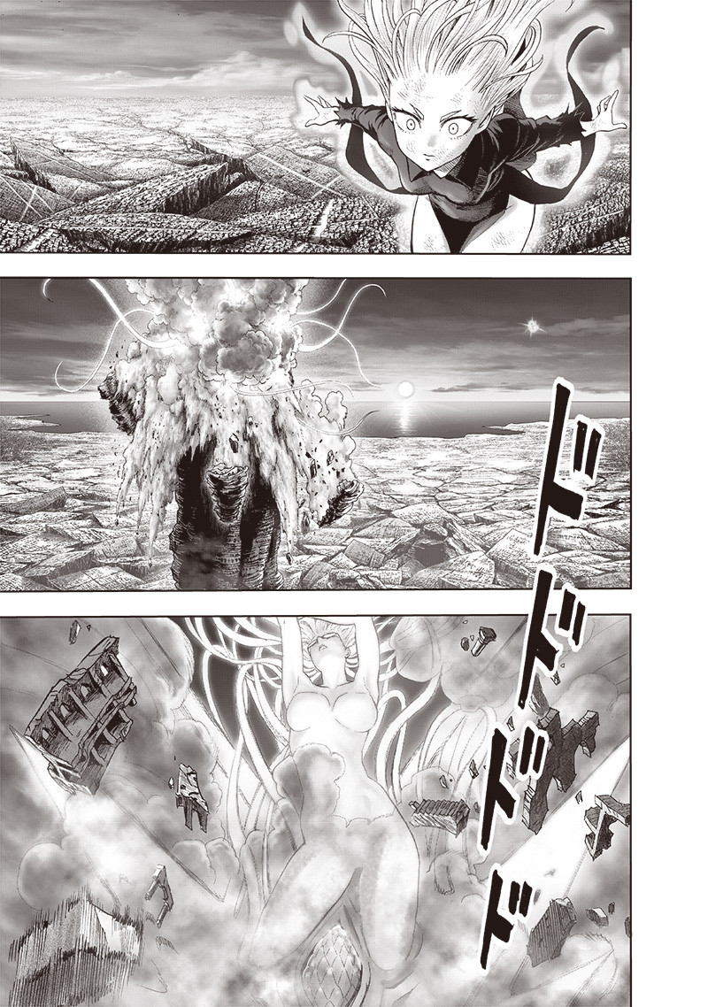 One Punch Man, Chapter 130 image 023