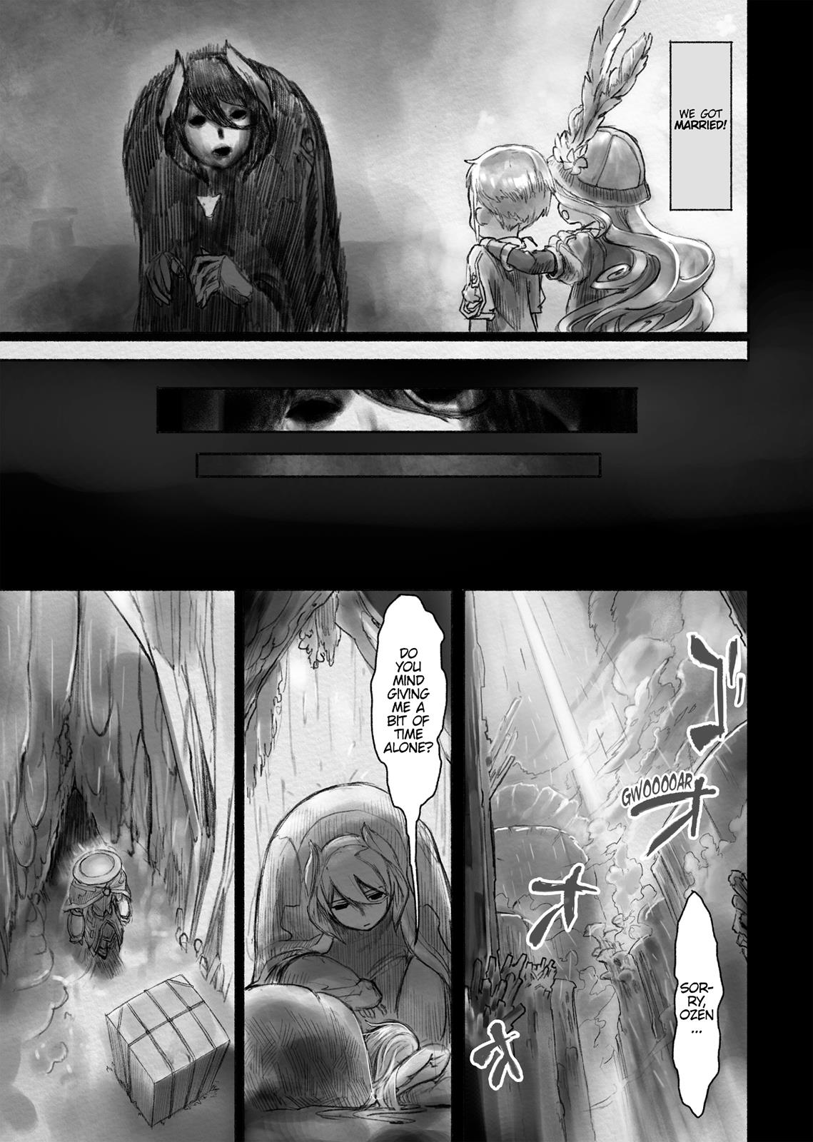 Made In Abyss, Chapter Hello,Abyss 16 image 011