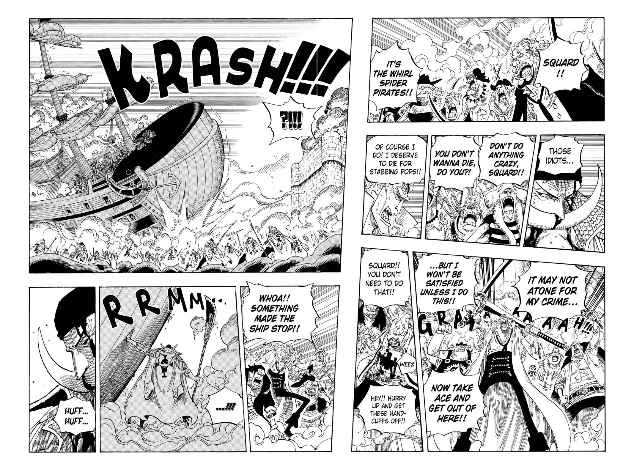 One Piece, Chapter 572 image 009
