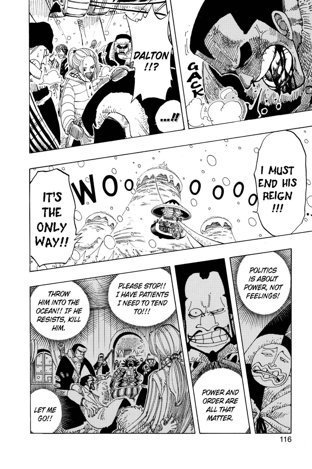One Piece, Chapter 151 image 010