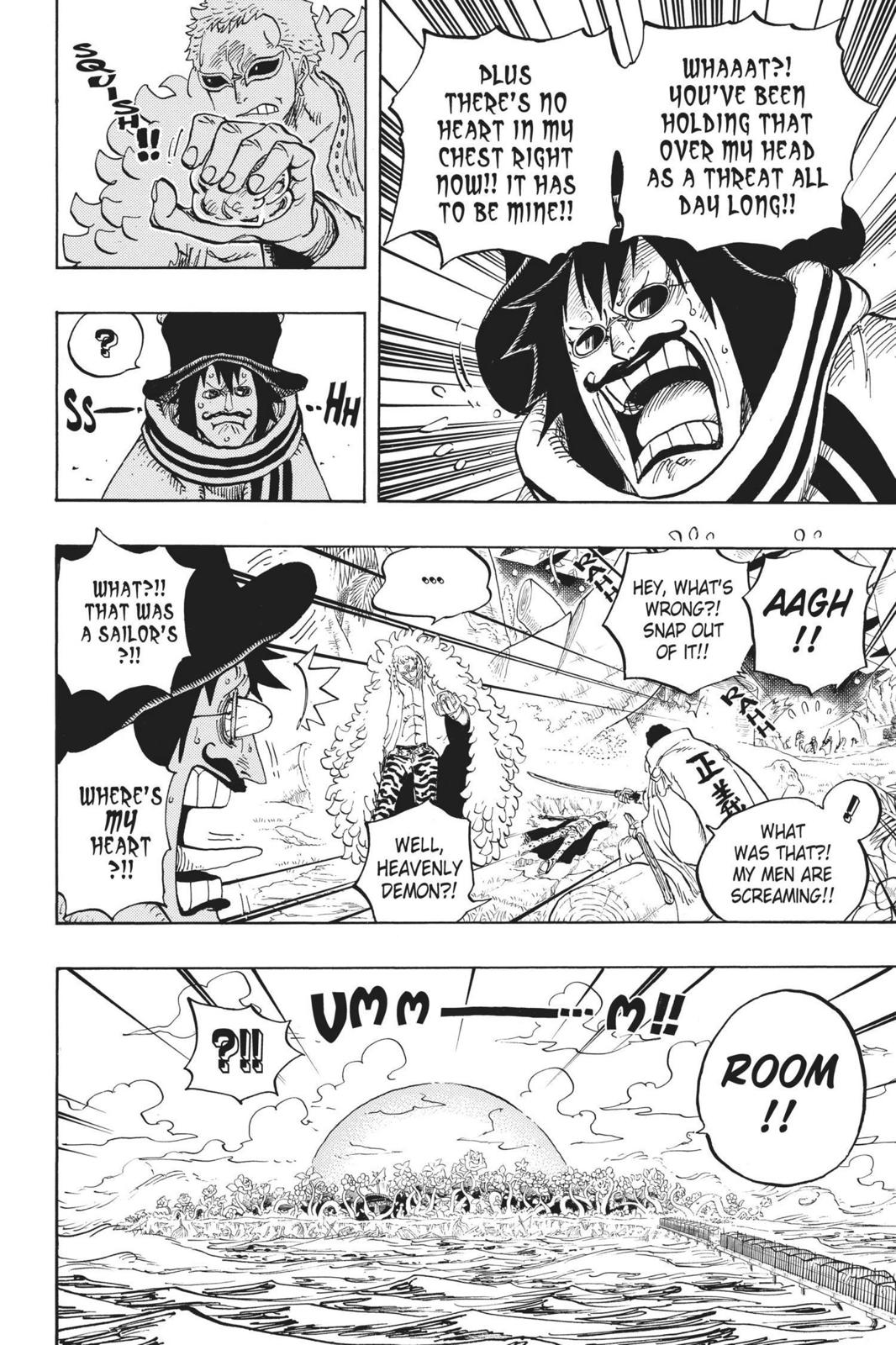 One Piece, Chapter 723 image 012