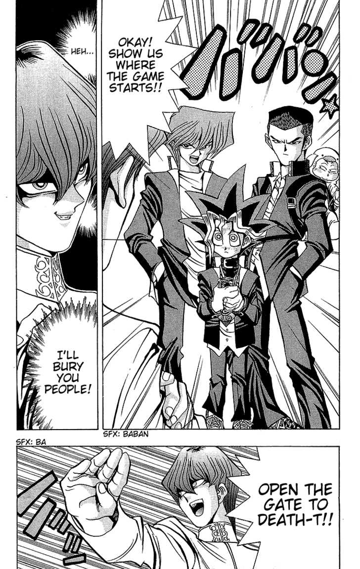 Yu Gi Oh, Chapter Vol.04 Ch.028 - The First Battlefield image 012