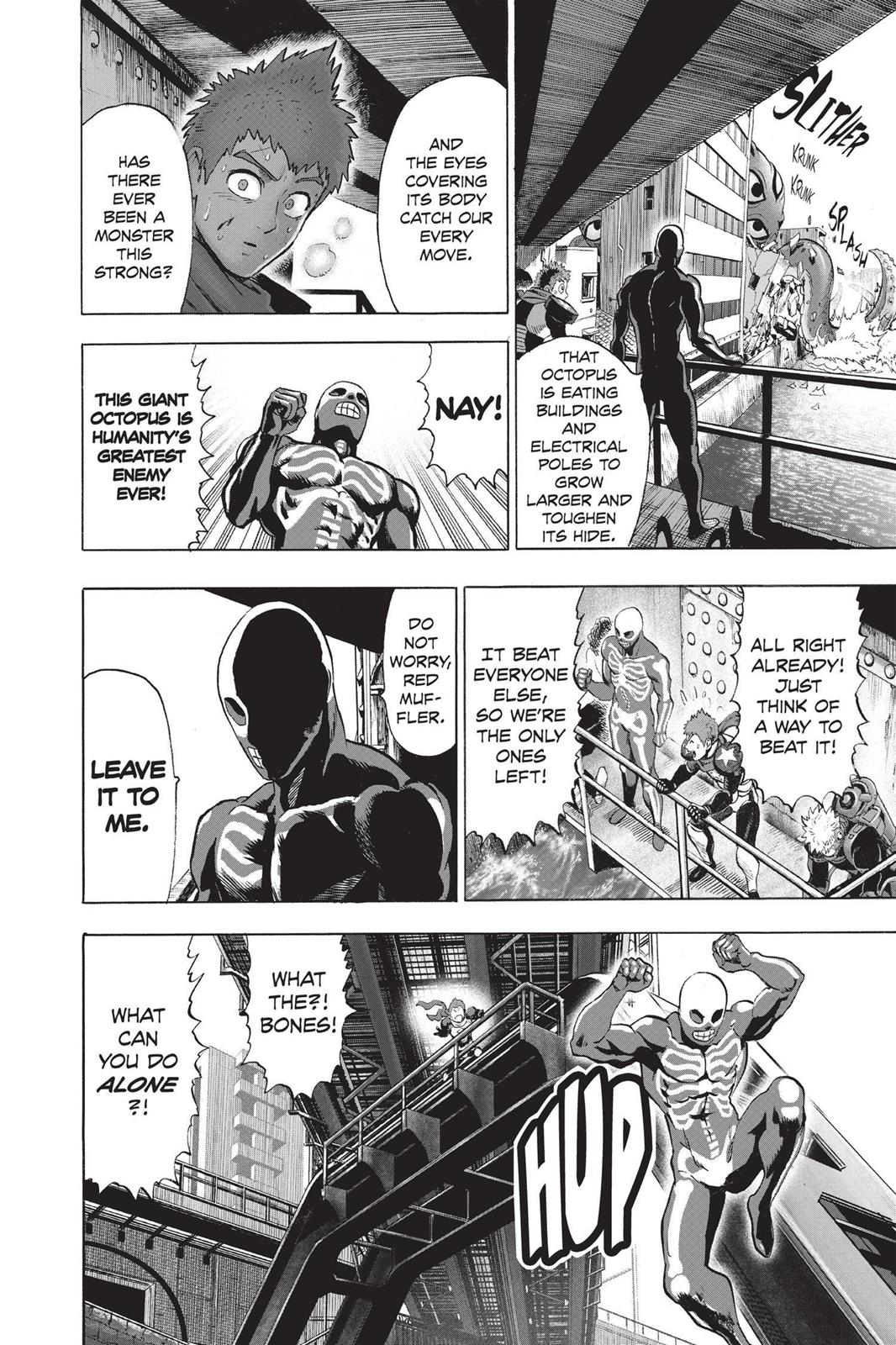 One Punch Man, Chapter Punch 68 image 013