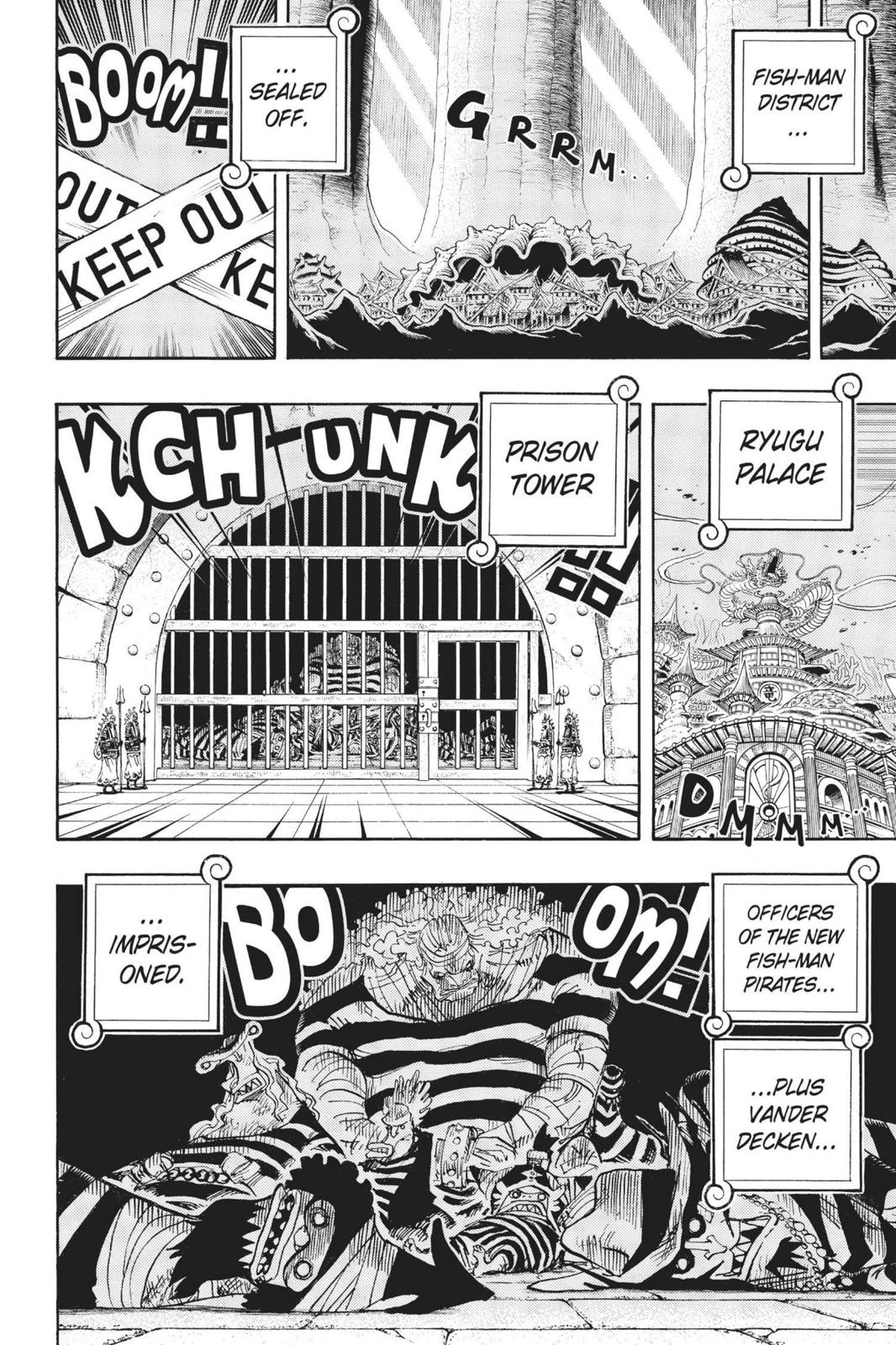 One Piece, Chapter 649 image 008