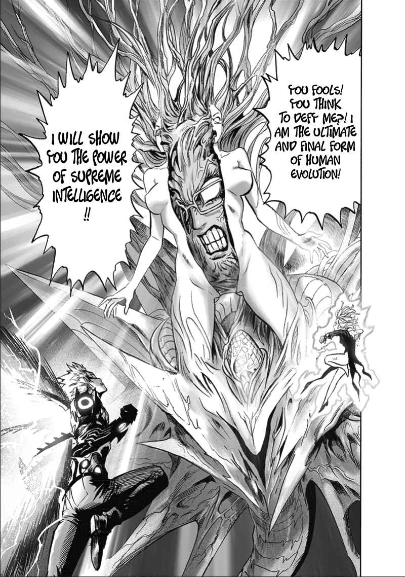 One Punch Man, Chapter 133 image 040