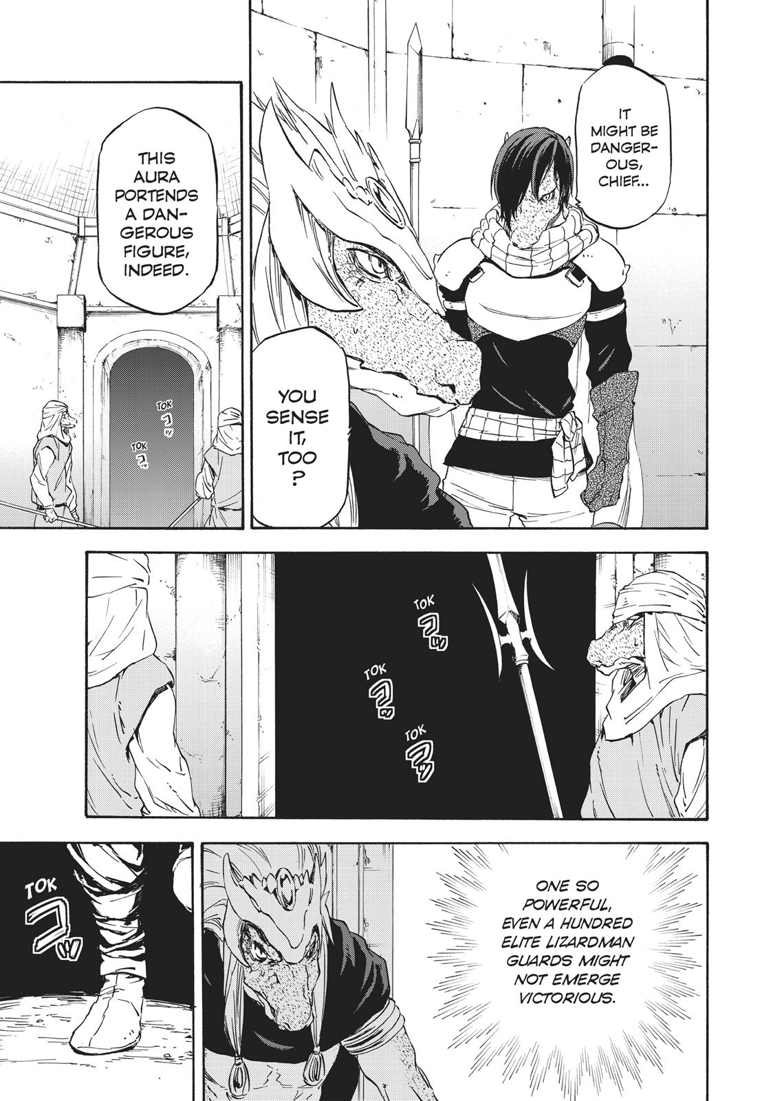 That Time I Got Reincarnated As A Slime, Chapter 18 image 031