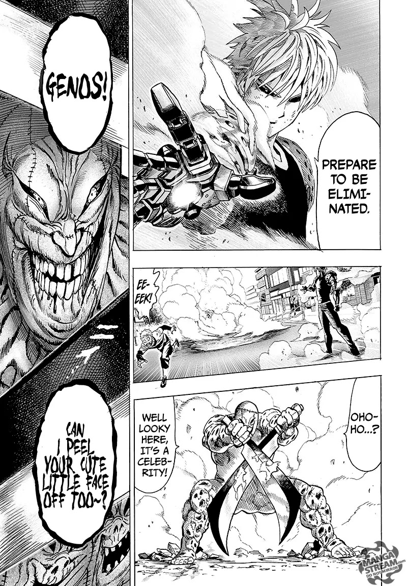 One Punch Man, Chapter Onepunch-Man 63.2 image 012