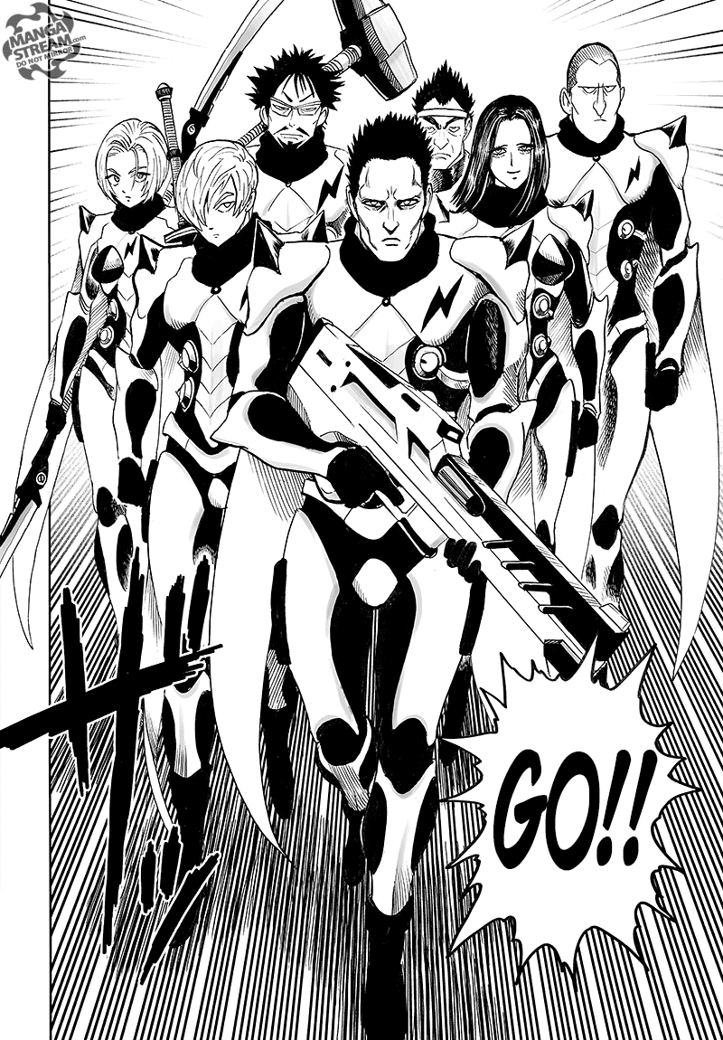 One Punch Man, Chapter Onepunch-Man 85 image 045